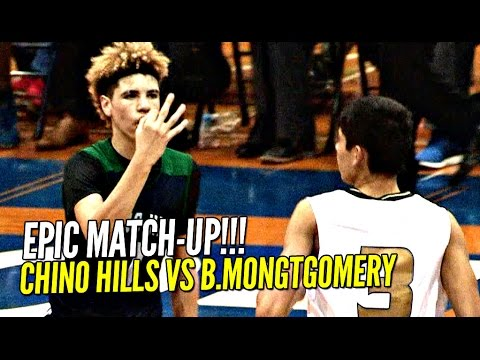 Thumbnail: Chino Hills Put Up a FIGHT vs Bishop Montgomery In EPIC BATTLE! FULL Highlights!