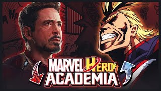 How MORE Marvel Heroes Would Fit in My Hero Academia! Marvel X My Hero Academia What If Crossovers!