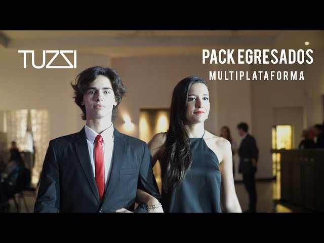 Pack Egreso - TUZZI
