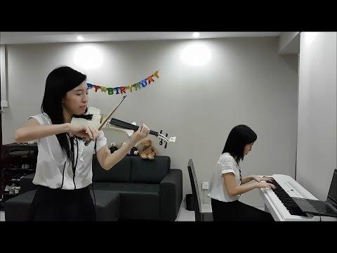 Aku Bukan Untukmu - Rossa (violin and piano cover)