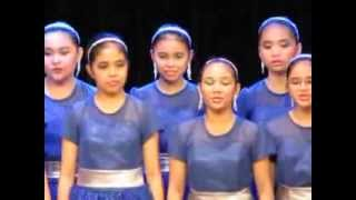 Manila Science High School Chorale @ The Triumph of the One Concert with Paraiso-Better World Medley