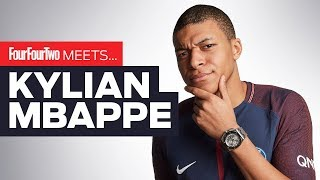 Kylian Mbappe interview |