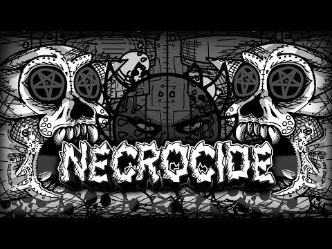 Geometry Dash - Necrocide VERIFIED (Extreme demon) 100% by Zylenox (me)