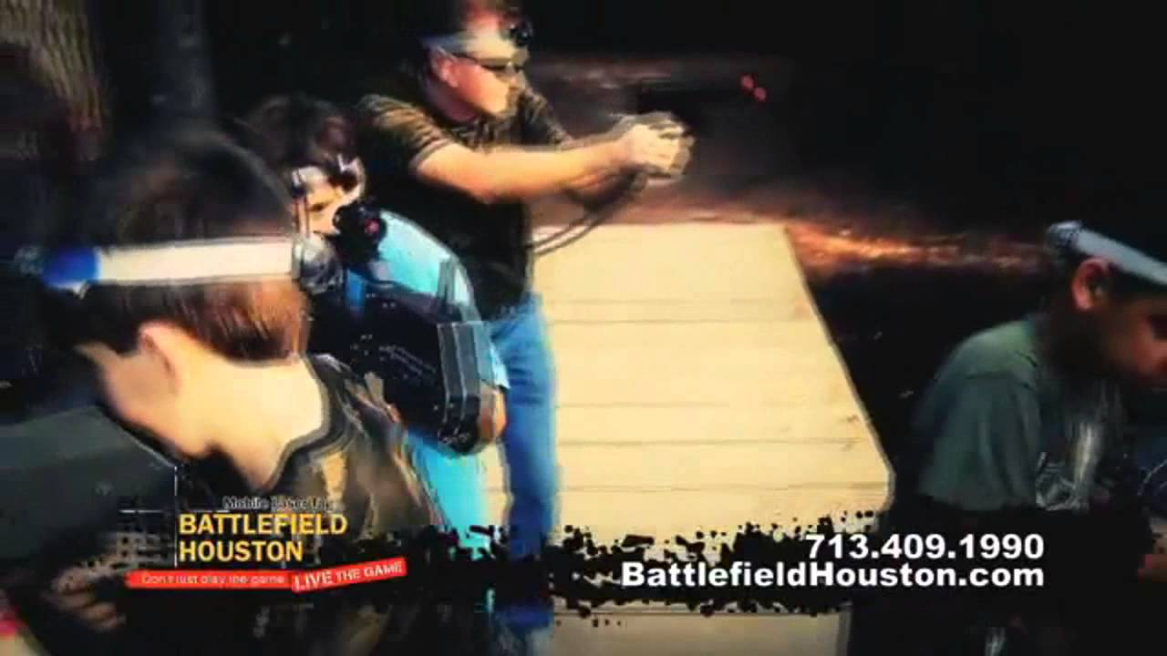 Battlefield Houston Youtube