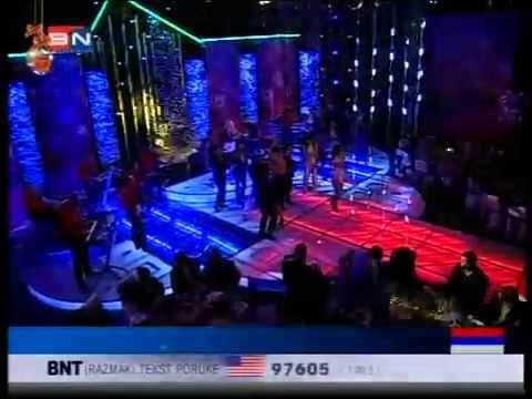 Neda Ukraden - Da se nadjemo na pola puta - Novogodisnji program - (TV BN 2010)