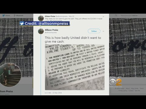 Download Youtube: United Airlines Gives Passenger $10,000 Voucher To Give Up Seat