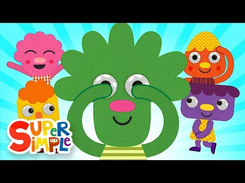 Hide And Seek | Kids Songs | Super Simple Songs