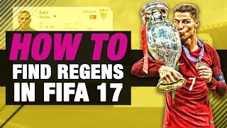 Fifa 17 career mode tips : what is a regen and how to find regens
