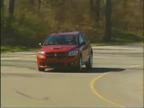 Dodge Caliber Srt4 Carretera Sobrecoches Youtube