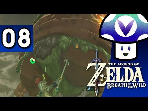 [Vinesauce] Vinny - Zelda: Breath of the Wild (part 8) + Art!