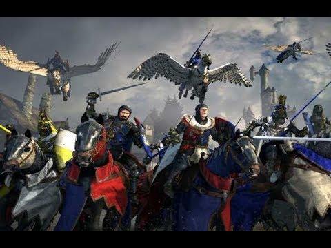 Warhammer 2 Bretonnia Campaign Livestream