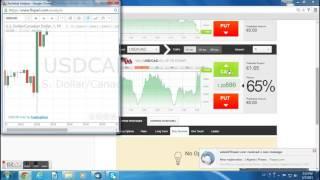 �������� ���� Binary Options  the main strategy  Trading NEWS! ������