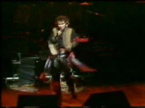 Adam & The Ants, Magnificent 5, live