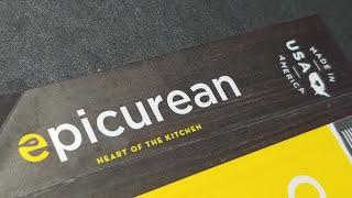 Epicurean USA Cutting Board Review