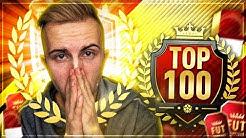FIFA 18: DAS TOP 100 Fut Champions DRAMA 😱😱