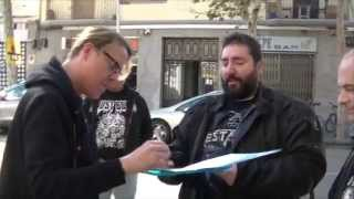 Fear Factory - Episode 2 - Barcelona, Spain - Demanufacture 20th Anniversary Tour