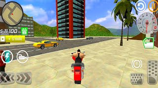 City Car Driver 2020 - Bike wala Game Motorcycle - Android Gahmeplay