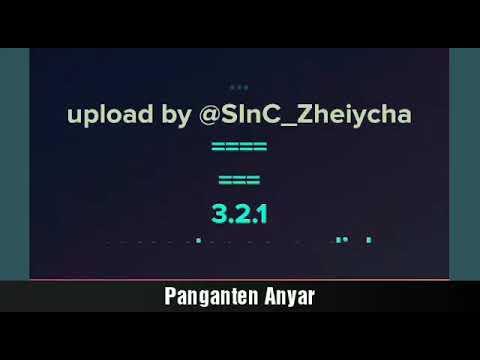 Panganten Anyar | Karaoke Sunda