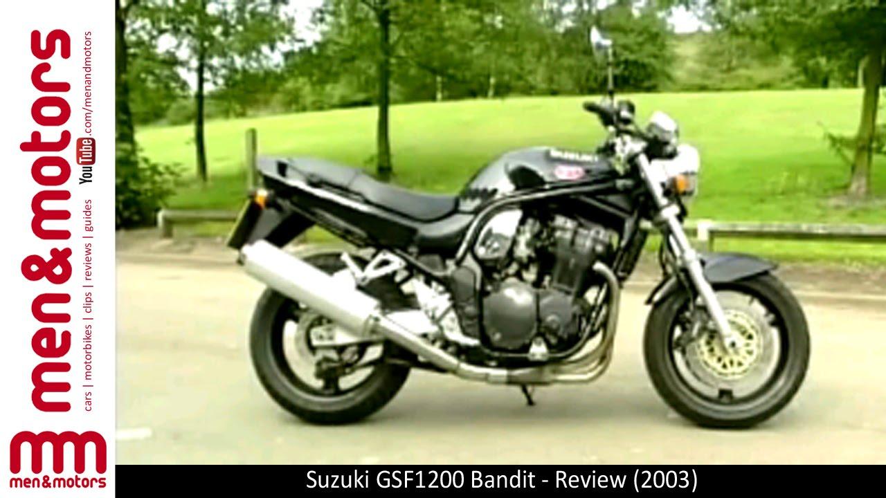 Suzuki GSF1200 Bandit - Review (2004) - YouTube