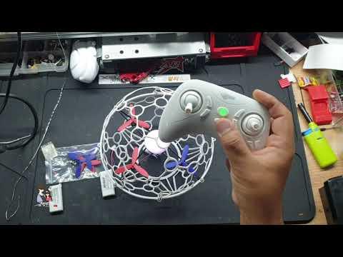 Drone Soccer - Skykick For Junior