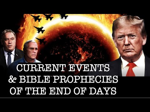 Q\u0026A: CURRENT EVENTS \u0026 HOW THEY RELATE TO THE BIBLE'S PROPHECIES OF THE END OF DAYS