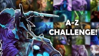 Abaddon - Dota 2 A-Z Challenge! w/ Toby
