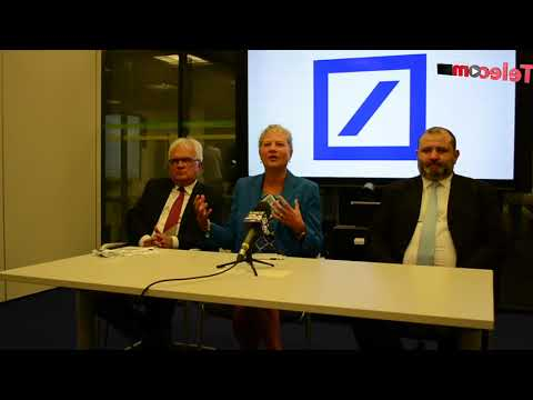 Kim Hammonds, COO Deutsche Bank: A bank is a technology company