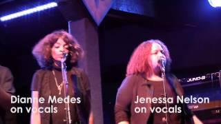 "Henry Turner Jr. & Flavor performing ""Love Me or Leave Me"" Live at in New Orleans"