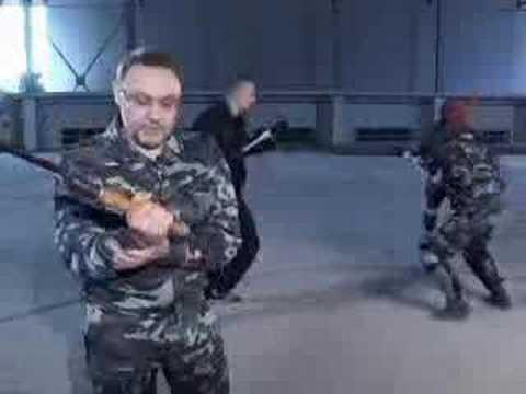 """Передача """"Военное дело"""". Прикладной рукопашный бой. Лопата ..."""