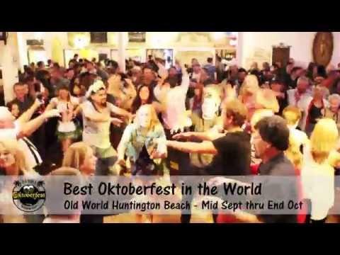 Oktoberfest | Old World | Huntington Beach | Orange County