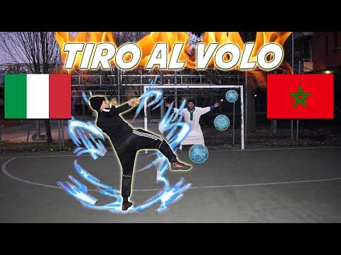 TIRO AL VOLO CHALLENGE Ignorantissima!! - Italia VS Marocco