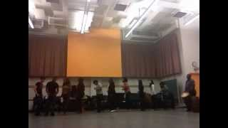 YorkU west african (Gahu dance)
