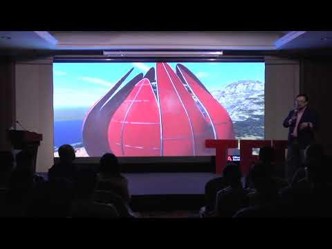 The architecture education that you may not know | Tao Gu | TEDx LáoshānQūED