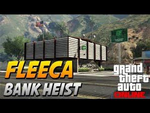 gta 5 online fleeca heist how to cancel