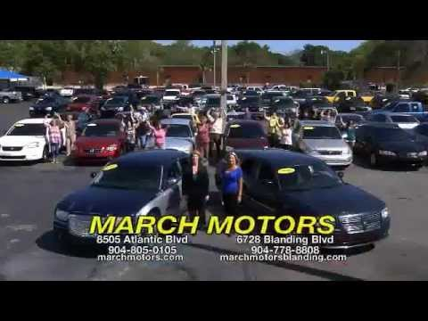 Look out jacksonville the march motors flash mob youtube for March motors jacksonville fl