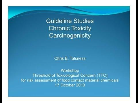 4. Dr. Chris E. Talsness: Chronic Toxicity Testing