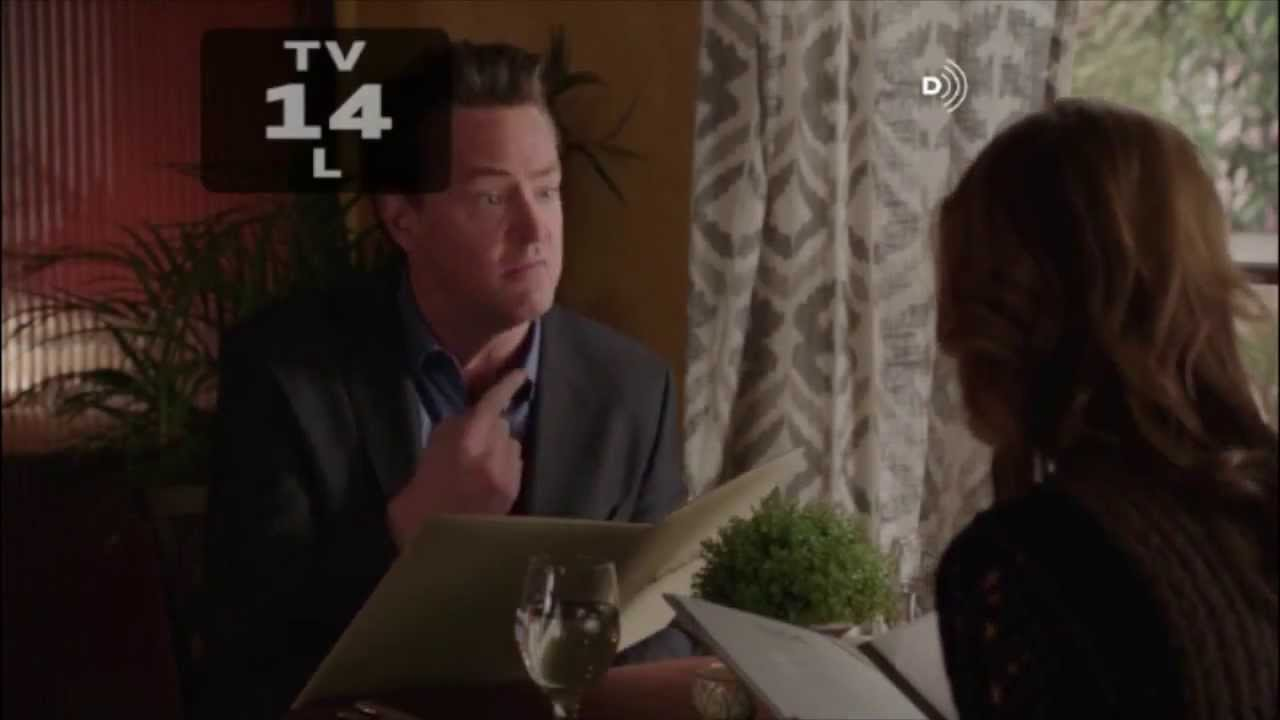 Go on - Matthew Perry and Piper Perabo speaking Italian ...