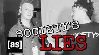 Society's Lies: DNC Edition | The Eric Andre Show | Adult Swim