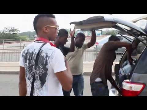 WondaBoy's Ghana Experience with 3DPyramid Records
