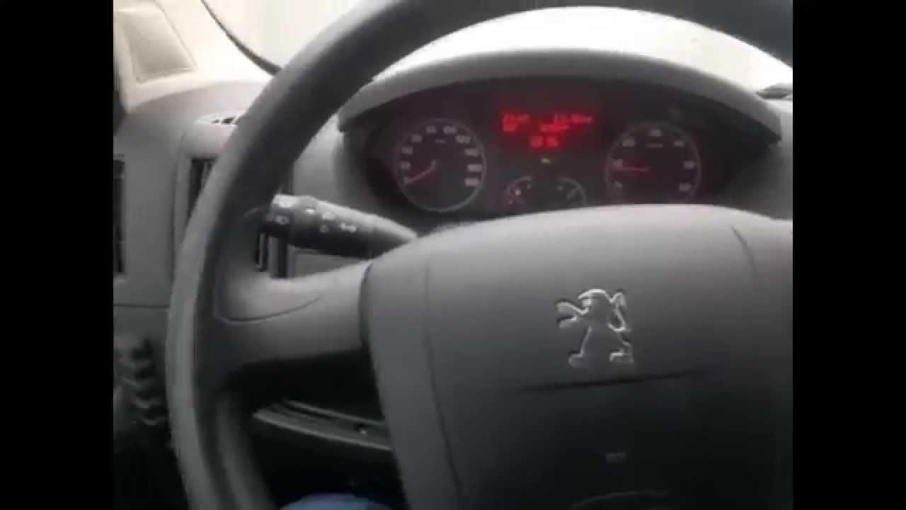 Обзор Peugeot Boxer 2.2 HDI
