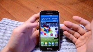 Обзор Samsung Galaxy S4 mini.Плюсы и Минусы.