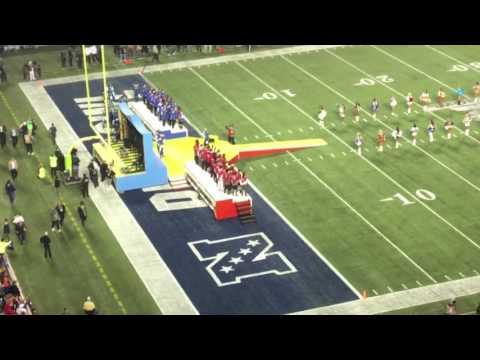 Pro Bowl: NFC Introduction