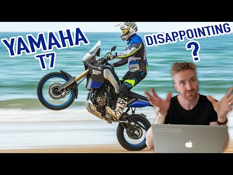 The Yamaha T is DISAPPOINTING...