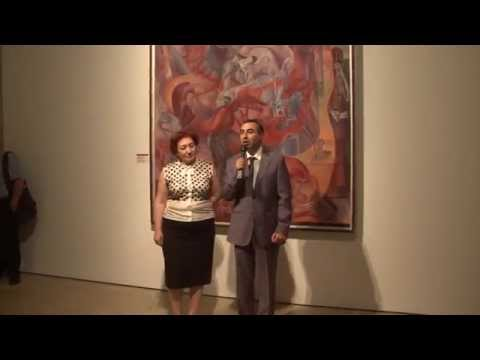 Opening Of Exhibition Kochar: Challenging The Time At The Cafesjian Center For The Arts