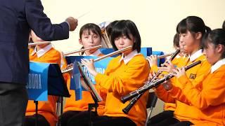 [4K] 四街道高校 吹奏楽部 - となりのトトロコレクション となりのトトロ 検索動画 28