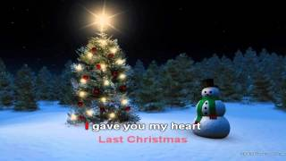 Last Christmas Crazy Frog - Lyric Karaoke.mp3