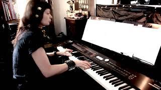 Jethro Tull - Locomotive Breath   Vkgoeswild piano cover