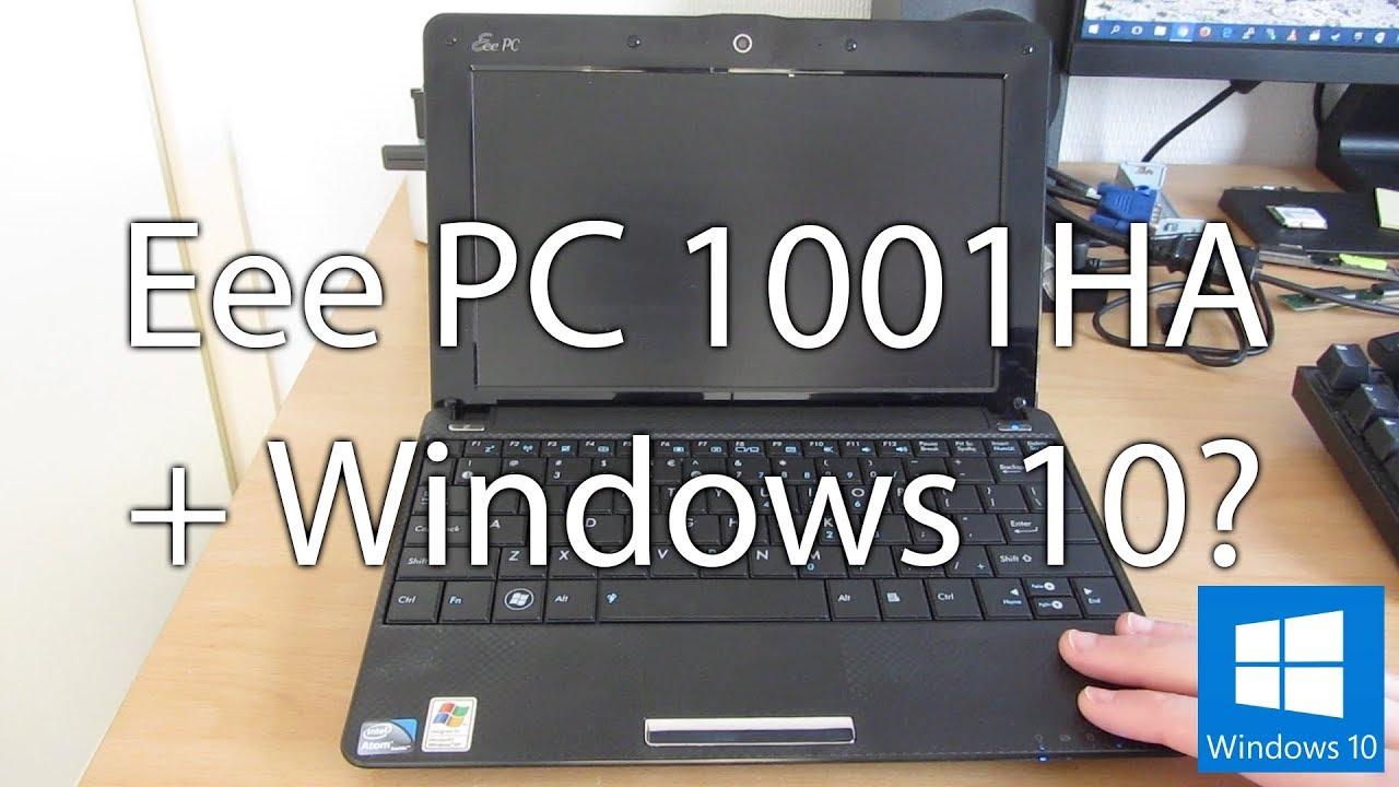 ASUS 1001HA DRIVERS PC