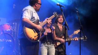 Otis Grand and Mingo & The Blues Intruders, Paul San Martín, Vicky Luna - Rock Me Baby