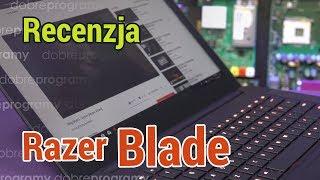Blade: mały, lekki i wydajny notebook do gier od Razera
